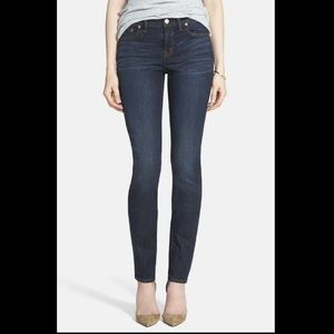 """Madewell """"Alley"""" straight leg jeans"""